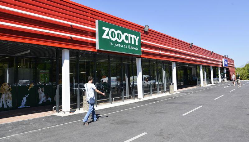 Zoo City opened a new branch in Makarska