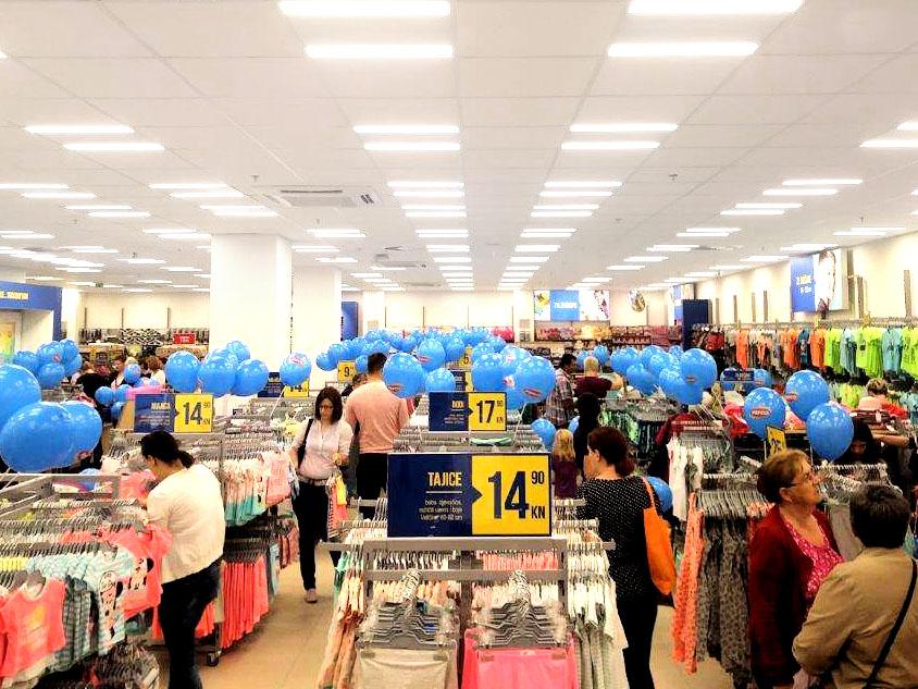 PEPCO enters Vinkovci Shopping Capitol