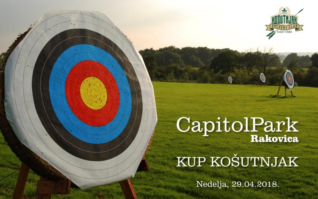 "The Capitol Park Rakovica ""Cup Kosutnjak 2018"""