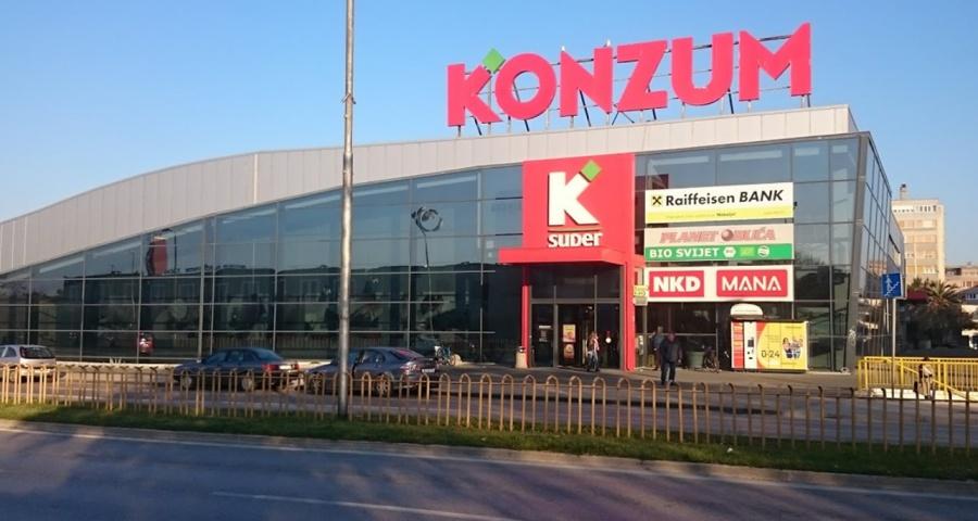Shopping Capitol Zadar