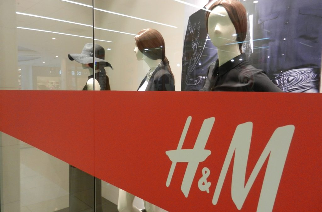 New H&M Store in Capitol Park Sabac Opens April 2018